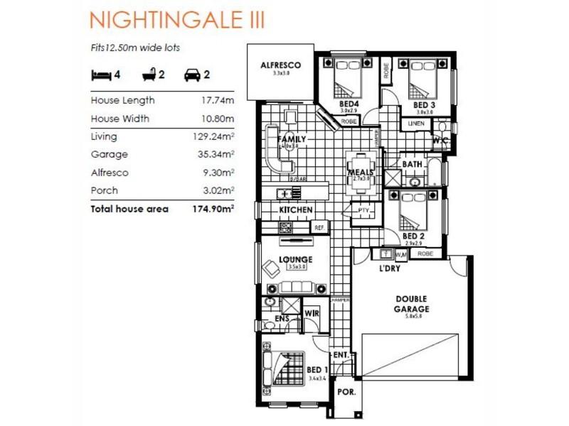 Urraween QLD 4655 Floorplan