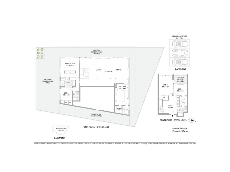 38 Hickson Road, Sydney NSW 2000 Floorplan