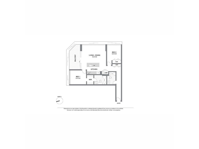 1002/209 Castlereagh Street, Sydney NSW 2000 Floorplan