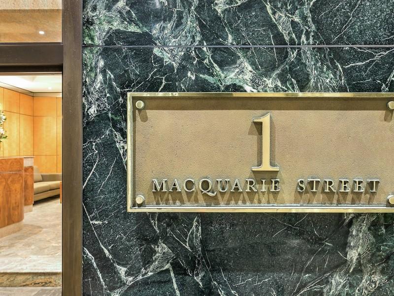1 Macquarie Street, Sydney NSW 2000