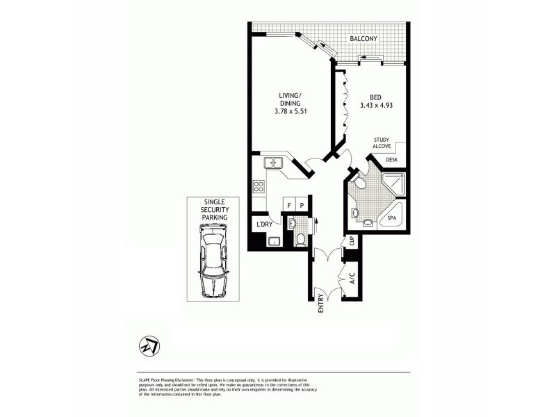 1 Macquarie Street, Sydney NSW 2000 Floorplan
