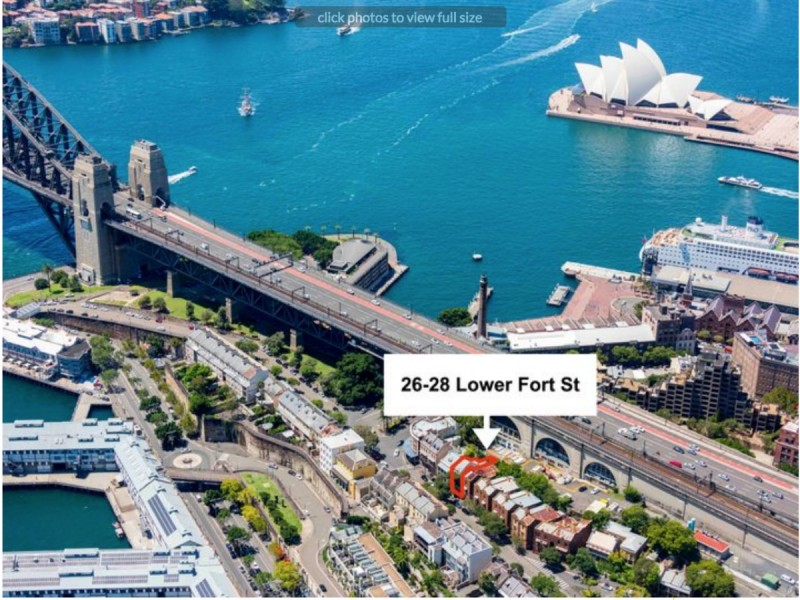 7/26-28 Lower Fort Street, Sydney NSW 2000