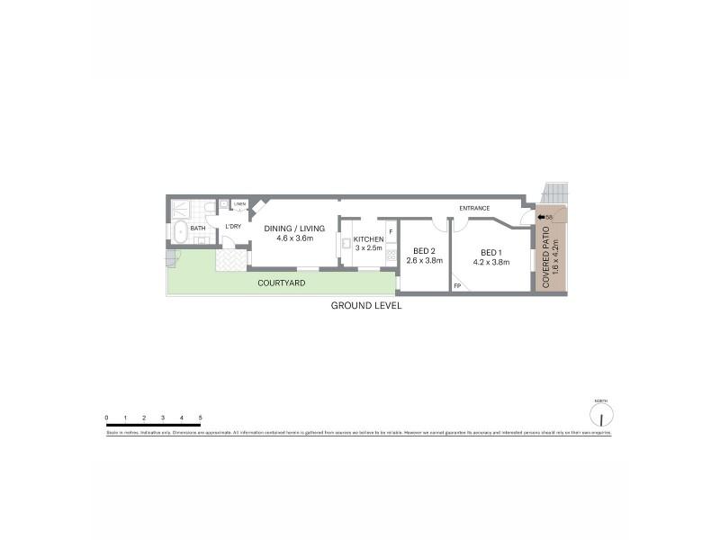 58 High Street, Millers Point NSW 2000 Floorplan