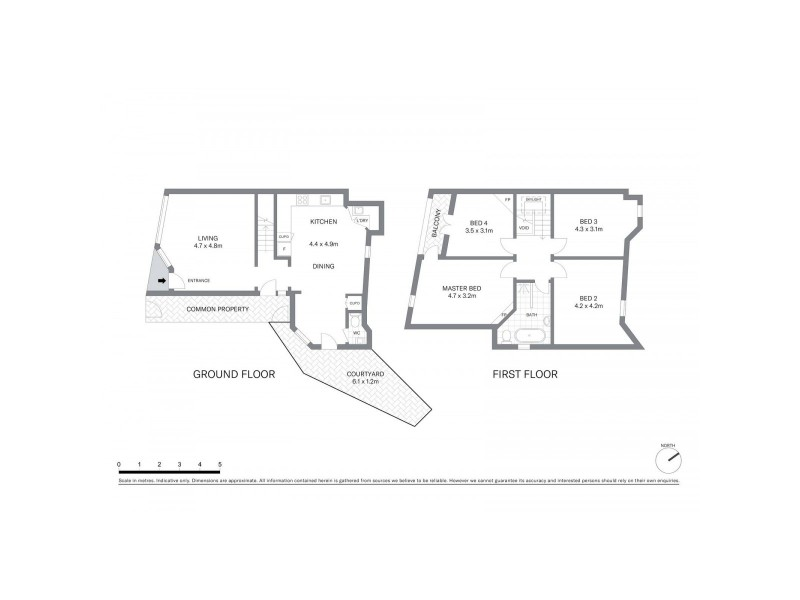 10 Argyle Place, Millers Point NSW 2000 Floorplan