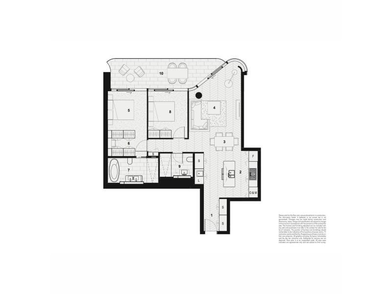 71 Macquarie Street, Sydney NSW 2000 Floorplan