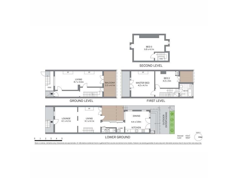 36 Argyle Place, Millers Point NSW 2000 Floorplan