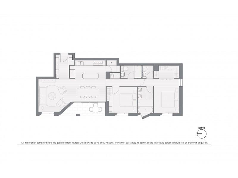 204/18 Loftus Street, Sydney NSW 2000 Floorplan