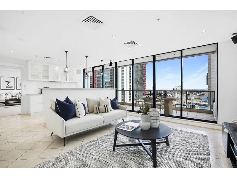 Penthouse 2702/183 Kent Street, Sydney NSW 2000