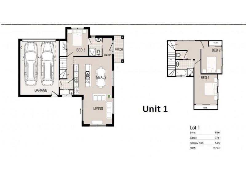 7/130 Dorset Road, Croydon VIC 3136 Floorplan