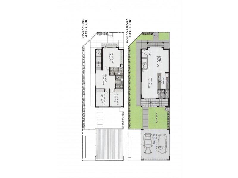 18/1 League Street, Seaford Meadows SA 5169 Floorplan