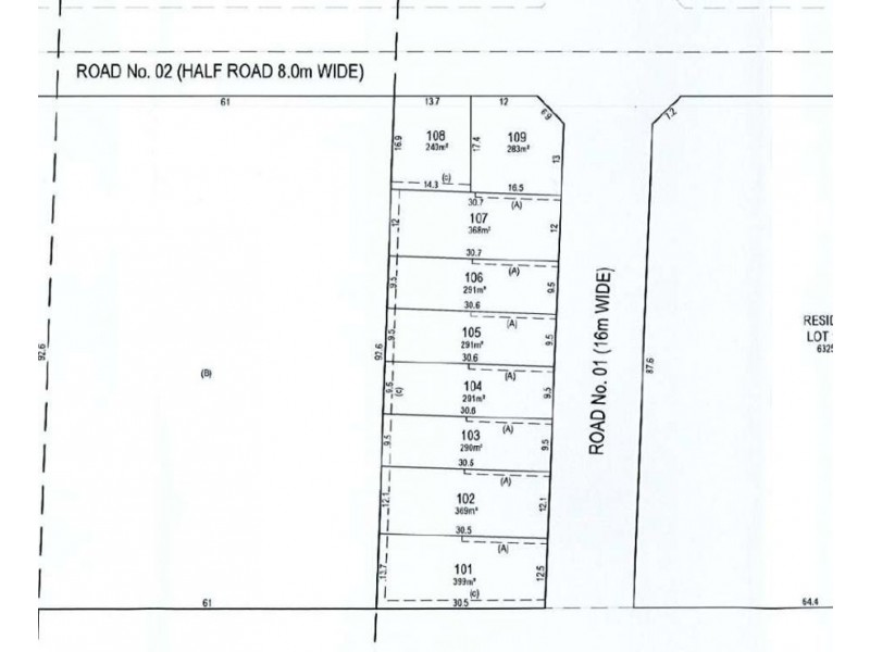 Lot 107 103 Kensington Park Road, Schofields NSW 2762
