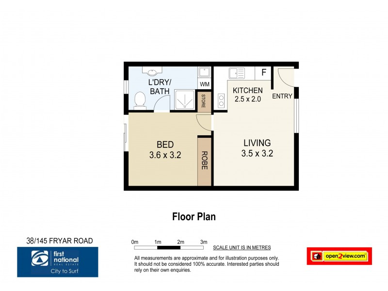 38 145 Fryar Road,, Eagleby QLD 4207 Floorplan