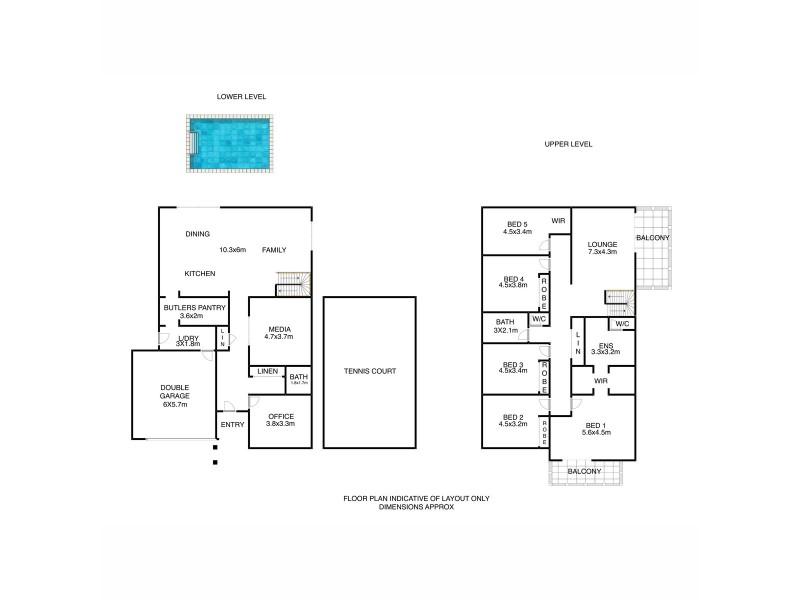 27 Lynette Way, Daisy Hill QLD 4127 Floorplan