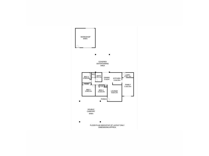 101 Lyndale Street, Daisy Hill QLD 4127 Floorplan