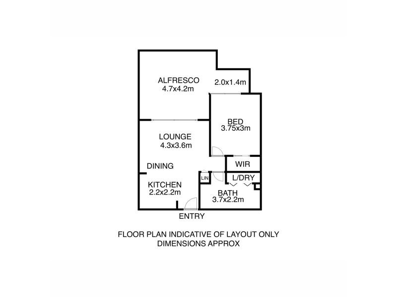 9/260 Vulture Street, South Brisbane QLD 4101 Floorplan