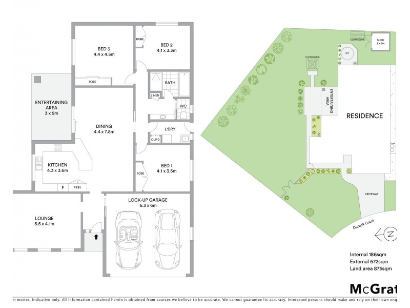 9 Durack Court, Mudgee NSW 2850 Floorplan