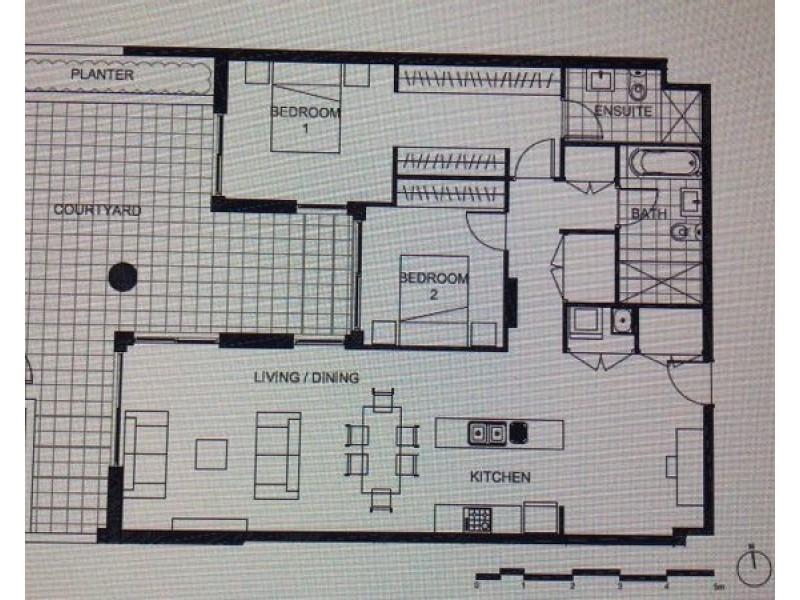 112/260 Coward Street, Mascot NSW 2020 Floorplan