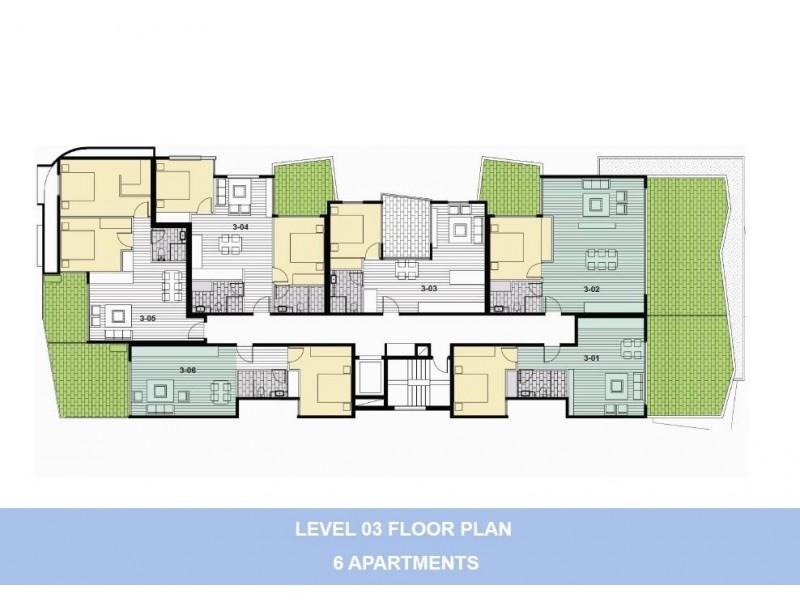 303/118 Pier Street, Altona VIC 3018 Floorplan