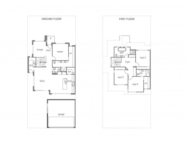 5a Phair Court, Altona VIC 3018 Floorplan