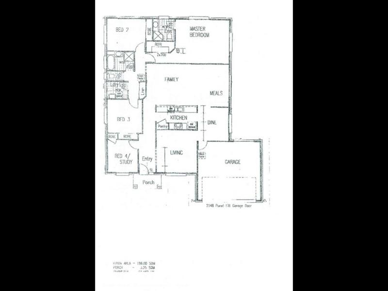 41 Kinchega Circuit, Parkinson QLD 4115 Floorplan