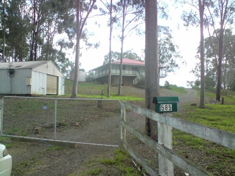 585 Millstream Road, Cedar Vale QLD 4285