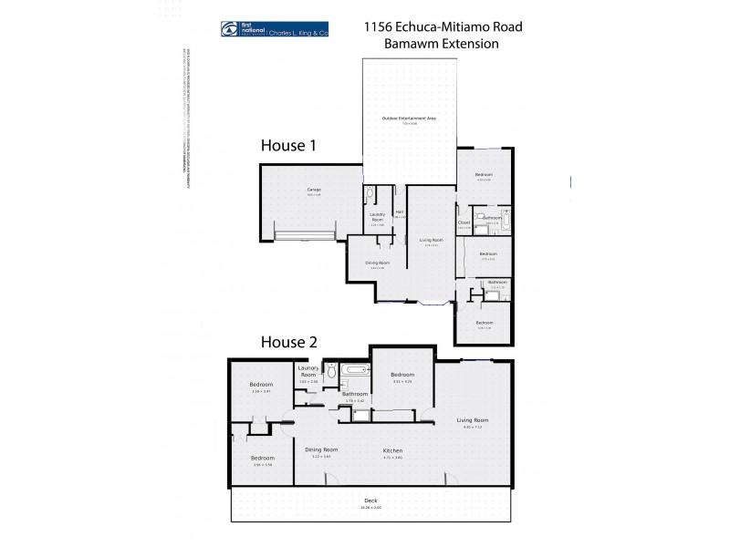 1156 Echuca Mitiamo Road, Bamawm Extension VIC 3561 Floorplan