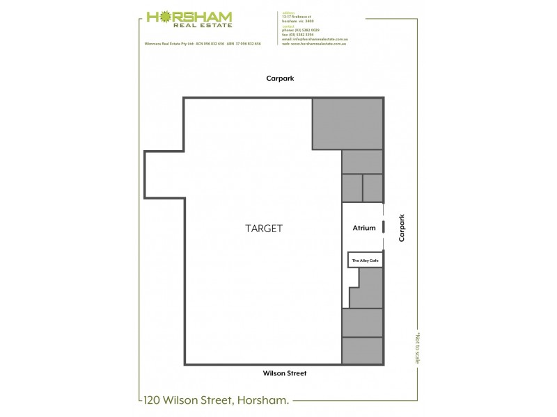 4/120 Wilson Street, Horsham VIC 3400 Floorplan