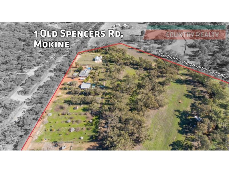1 Old Spencers Road, Mokine WA 6401