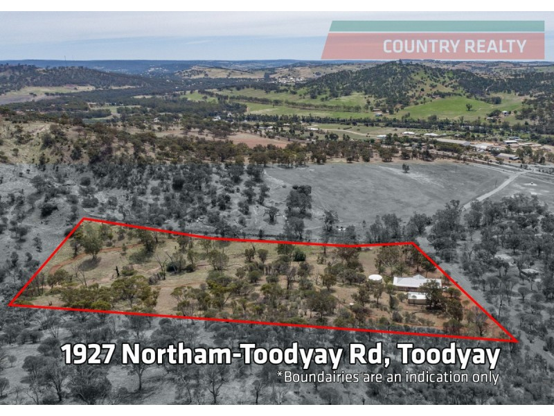 1927 Northam-Toodyay Road, Toodyay WA 6566