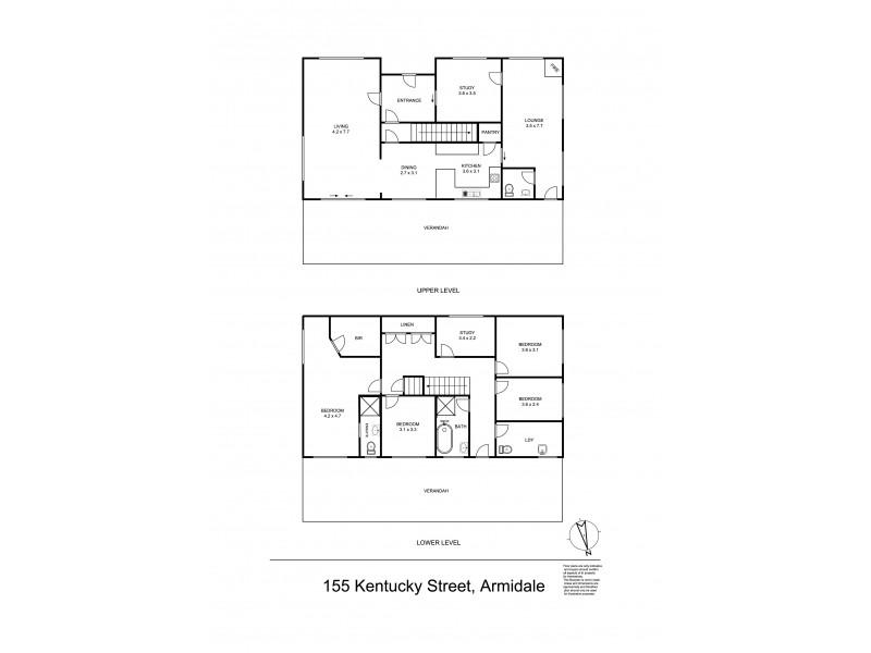 155 Kentucky Street, Armidale NSW 2350 Floorplan