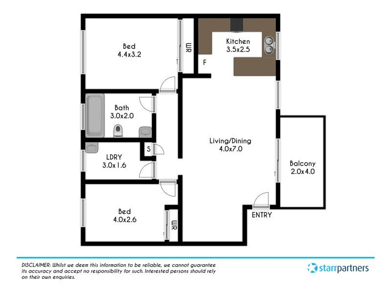 4/37 Hythe Street, Mount Druitt NSW 2770 Floorplan