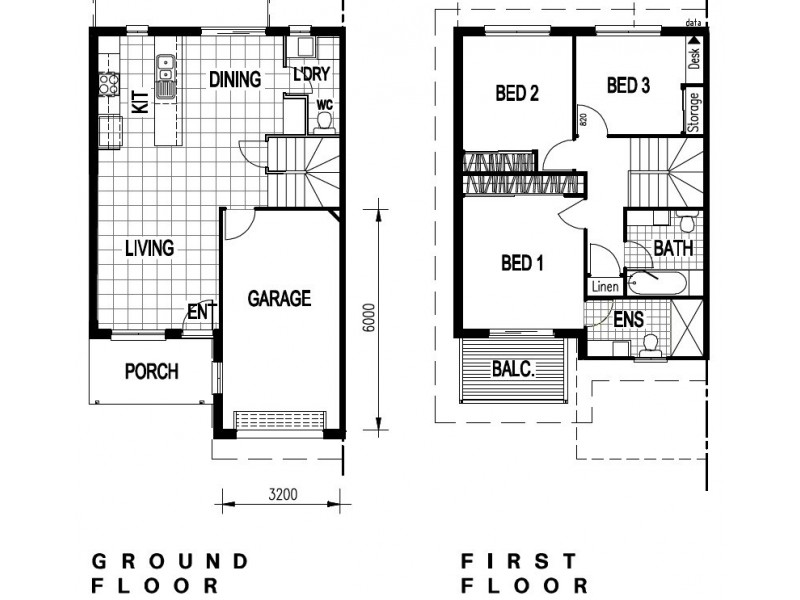 D/8 St Kilda Court, Durack QLD 4077 Floorplan