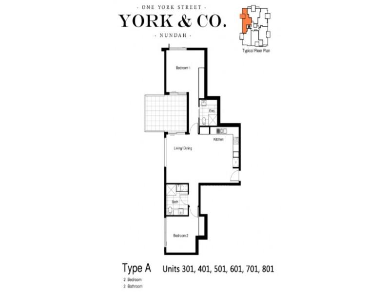 201/1-3 York Street, Nundah QLD 4012