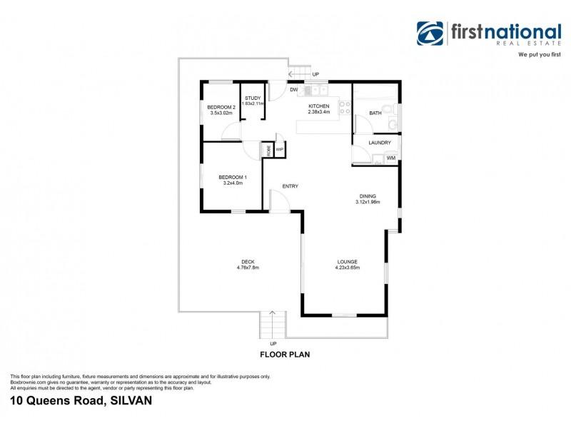 10 Queens Road, Silvan VIC 3795 Floorplan