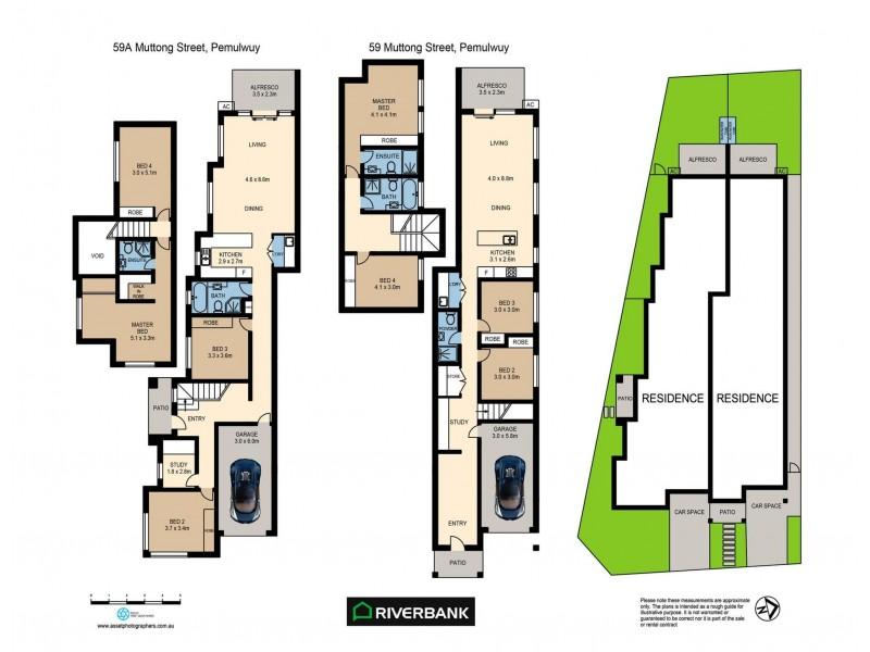 59 Muttong Street, Pemulwuy NSW 2145 Floorplan