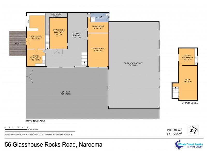 56 Glasshouse Rocks Road, Narooma NSW 2546 Floorplan