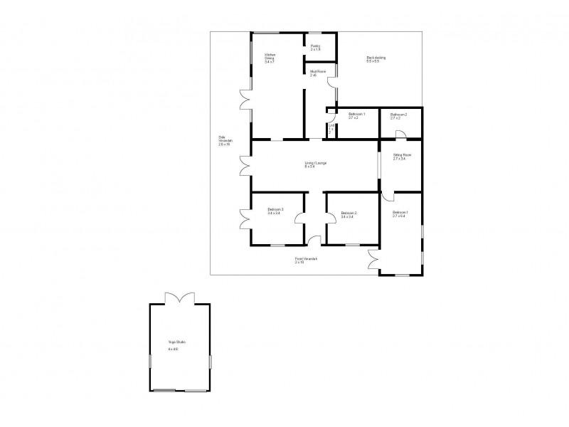 82 Crosbys Lane, Tintenbar NSW 2478 Floorplan