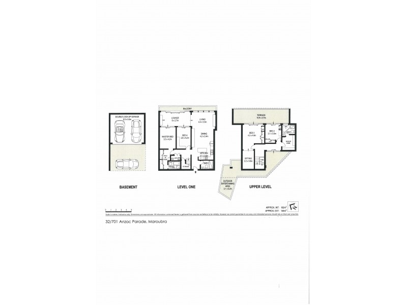32/701 Anzac Parade, Maroubra NSW 2035 Floorplan