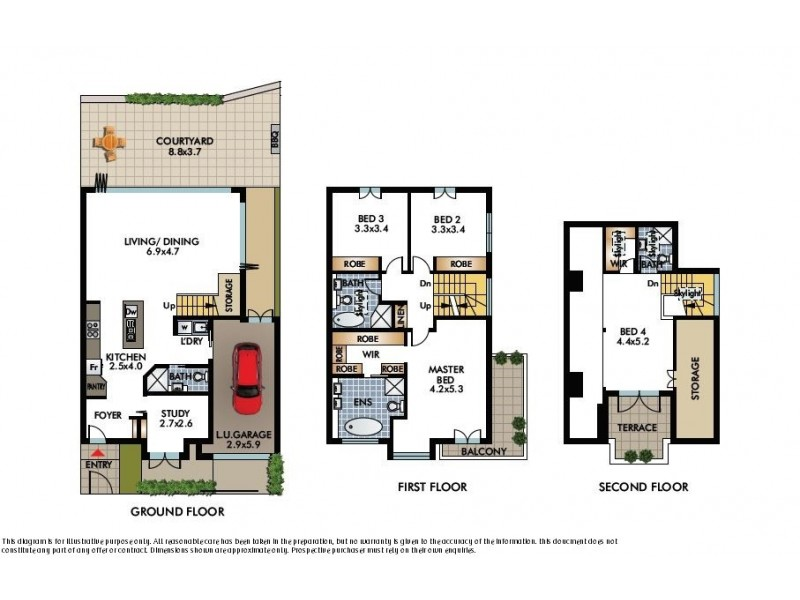 21 Epping Road, Double Bay NSW 2028 Floorplan