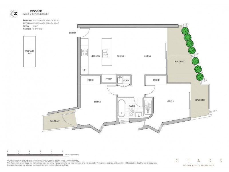 Coogee NSW 2034 Floorplan
