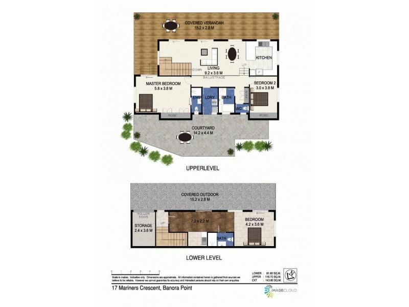 17 Mariners Crescent, Banora Point NSW 2486 Floorplan