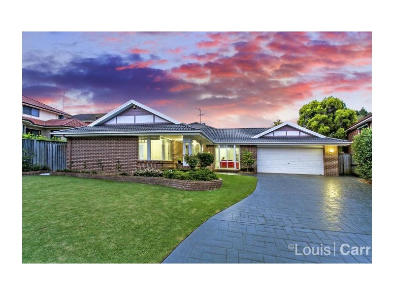 5 Leonards Way, Beaumont Hills NSW 2155