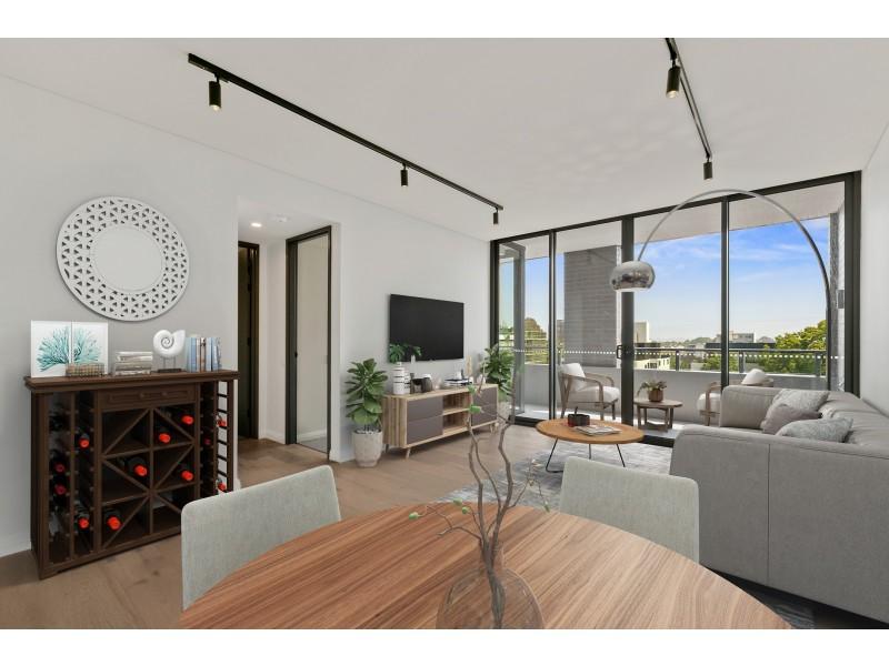 102, 302 & 402/31-33 Albany Street, Crows Nest NSW 2065