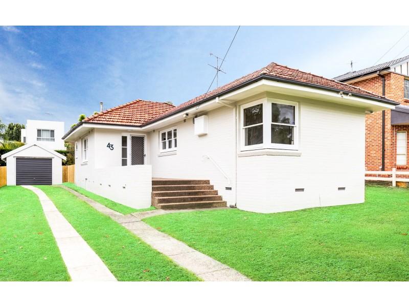 43 Osgathorpe Road, Gladesville NSW 2111