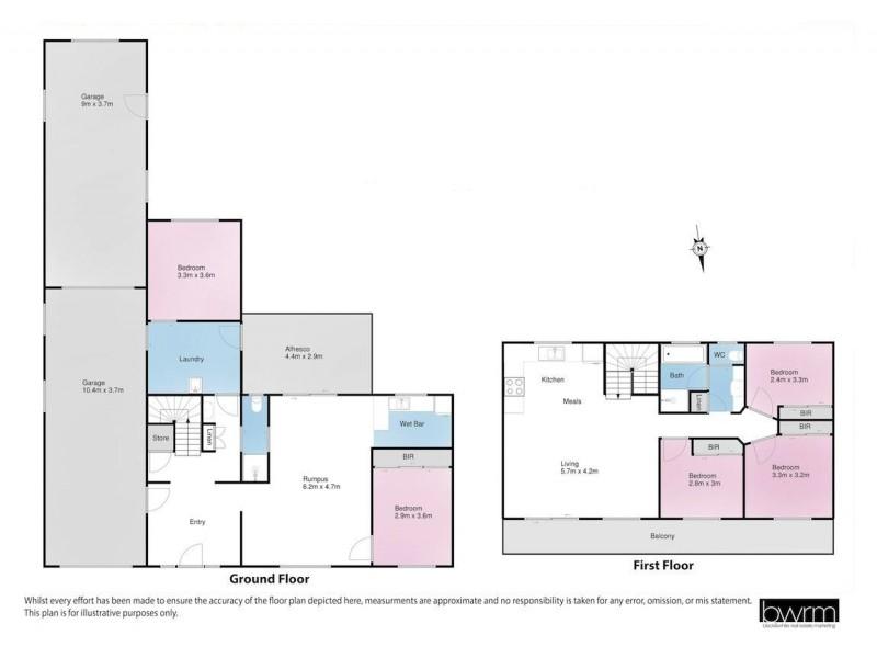26 McKail Street, Ulladulla NSW 2539 Floorplan
