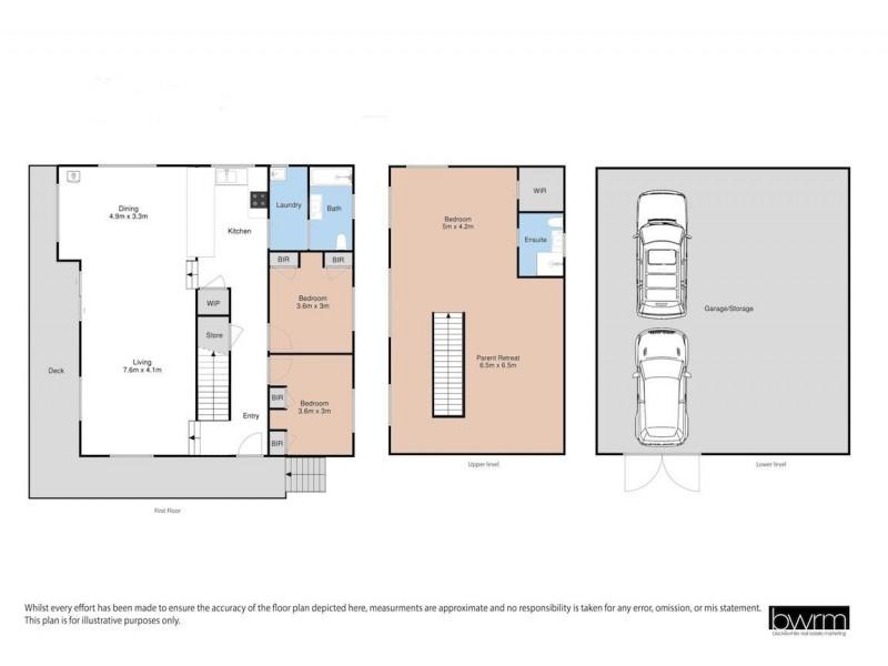 15C Church Street, Ulladulla NSW 2539 Floorplan
