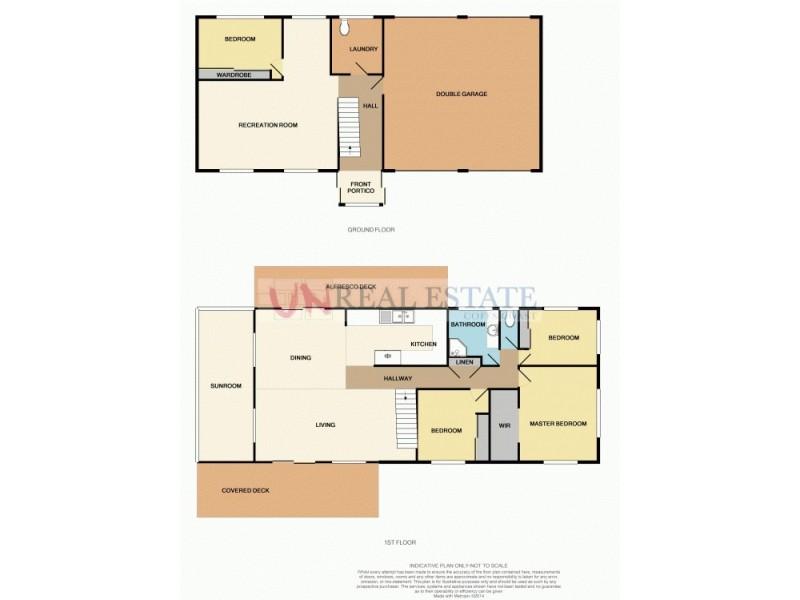 17 Repton Road, Repton NSW 2454 Floorplan