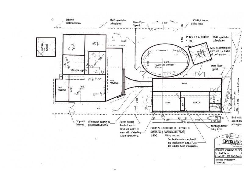 9 Brandon Street, Suffolk Park NSW 2481 Floorplan