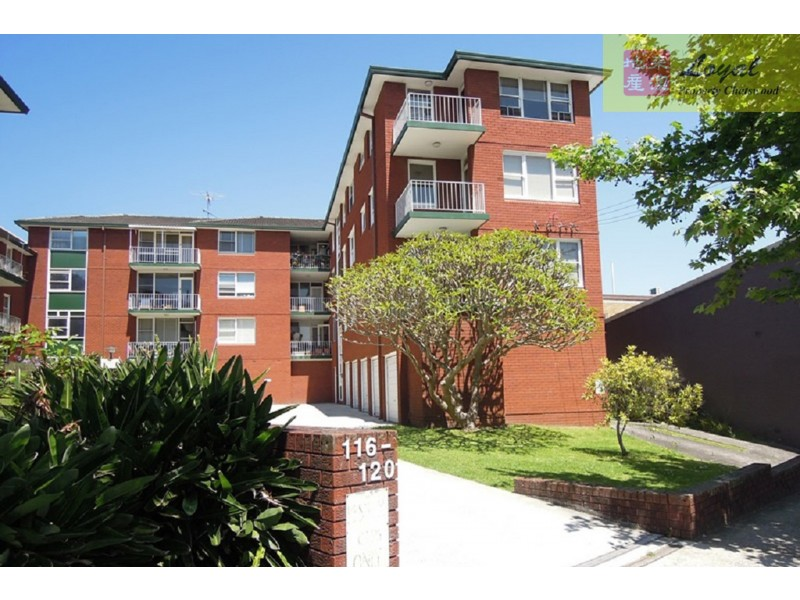16/116-120 Victoria Avenue, Chatswood NSW 2067