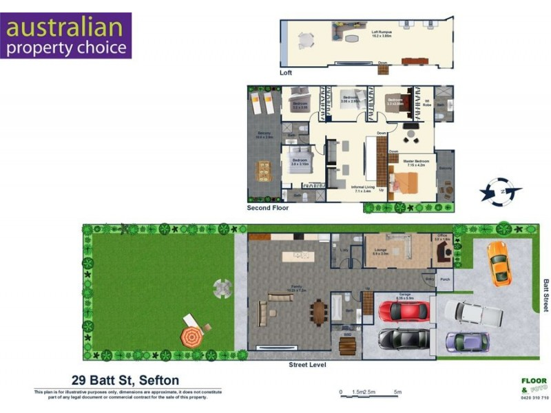 29 Batt Street, Sefton NSW 2162 Floorplan